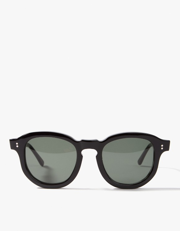 LORES Hawk Sunglasses - Black/Dark Green | HEIGHTS. | 하이츠 온라인 스토어