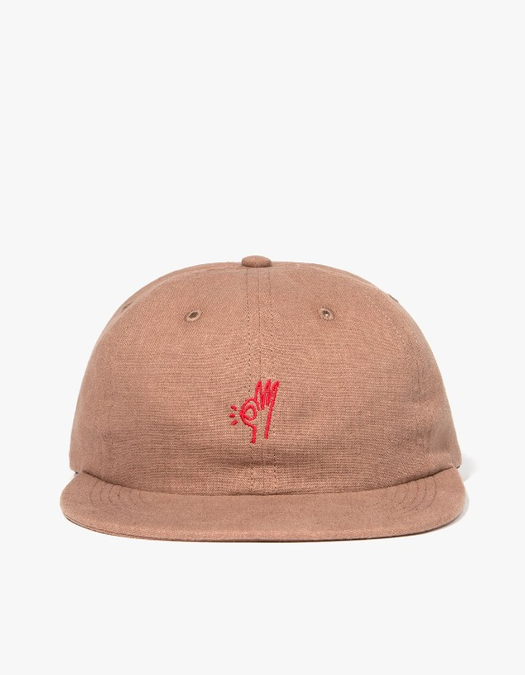 Only NY OK Polo Hat - Almond | HEIGHTS. | 하이츠 온라인 스토어