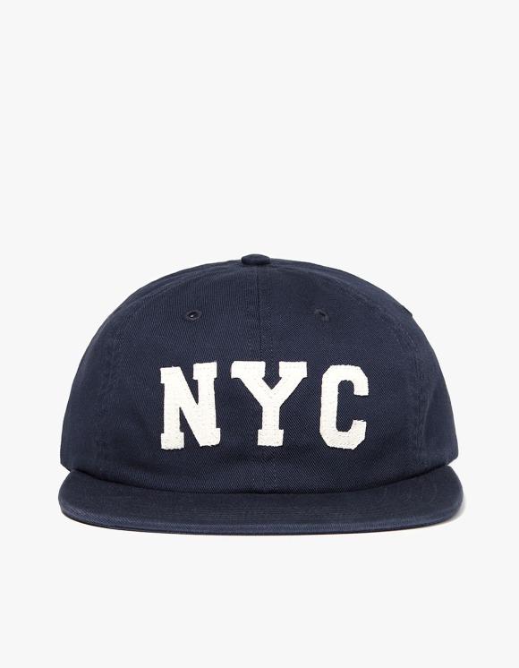 Only NY NYC Polo Hat - Navy | HEIGHTS. | 하이츠 온라인 스토어