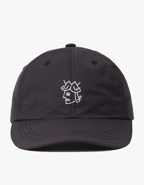 Victoria Hong Kong Queenhead Nylon Cap - Black | HEIGHTS. | 하이츠 온라인 스토어