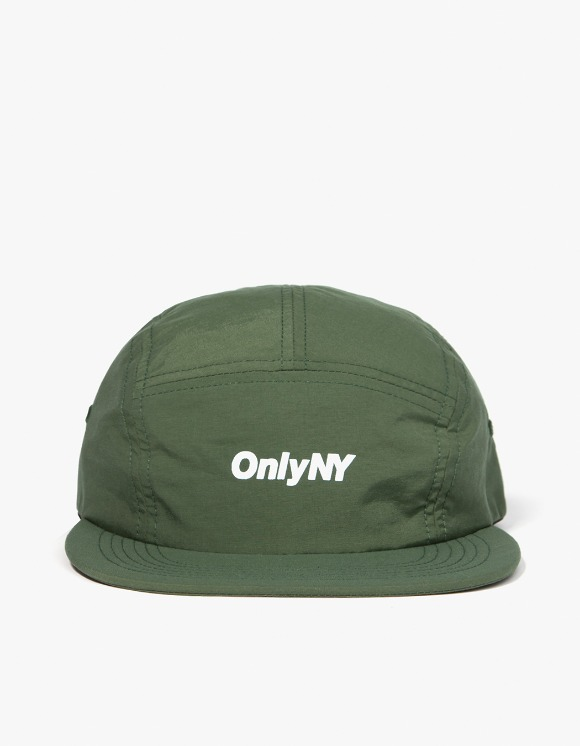 Only NY Logo 5-Panel Hat - Olive | HEIGHTS. | 하이츠 온라인 스토어