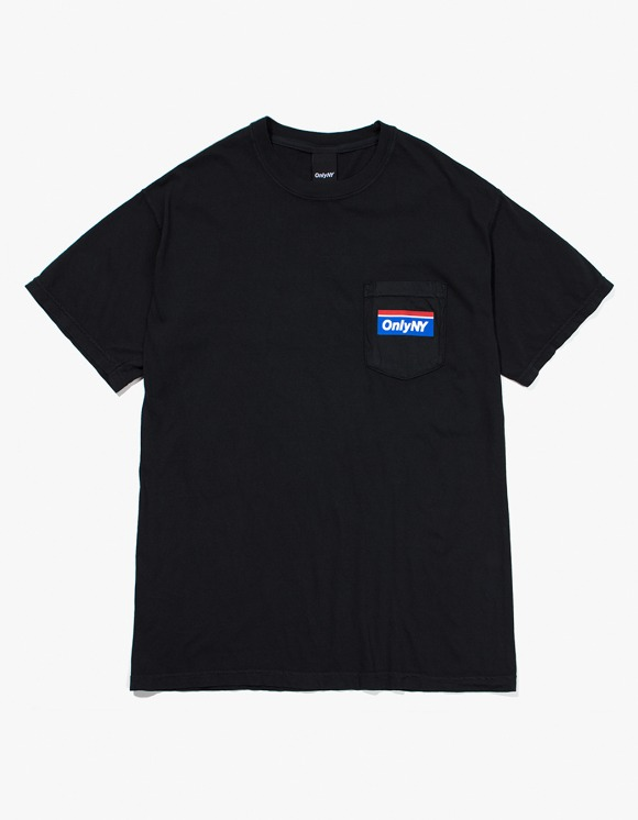 Only NY Subway Logo S/S Tee - Black | HEIGHTS. | 하이츠 온라인 스토어