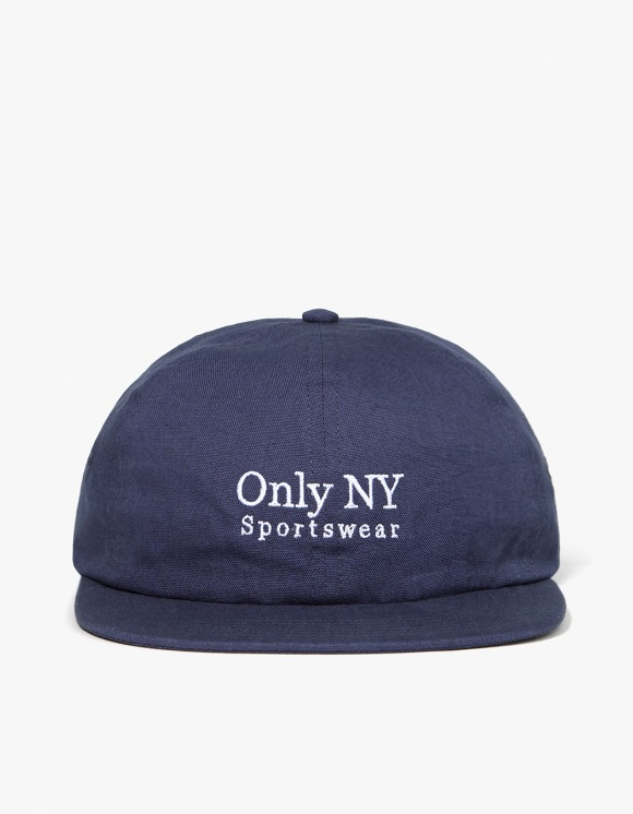Only NY Guideline Polo Hat - Vintage Navy | HEIGHTS. | 하이츠 온라인 스토어