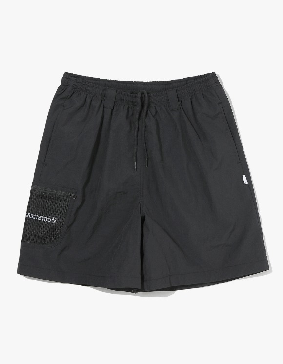 thisisneverthat Mesh Pocket Short - Black | HEIGHTS. | 하이츠 온라인 스토어