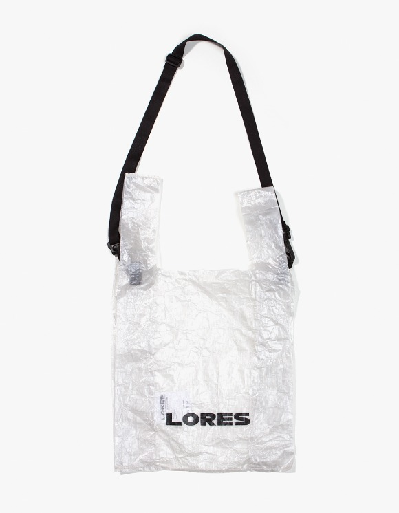 LORES Dyneema Shoulder Large Bag - Logo | HEIGHTS. | 하이츠 온라인 스토어