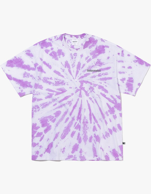 thisisneverthat Tie dye Tee - Lavender | HEIGHTS. | 하이츠 온라인 스토어