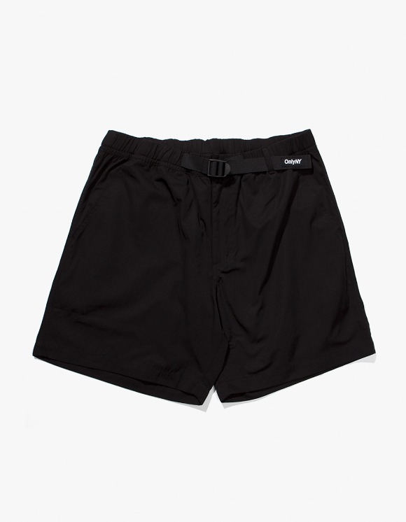 Only NY Hiking Shorts - Black | HEIGHTS. | 하이츠 온라인 스토어