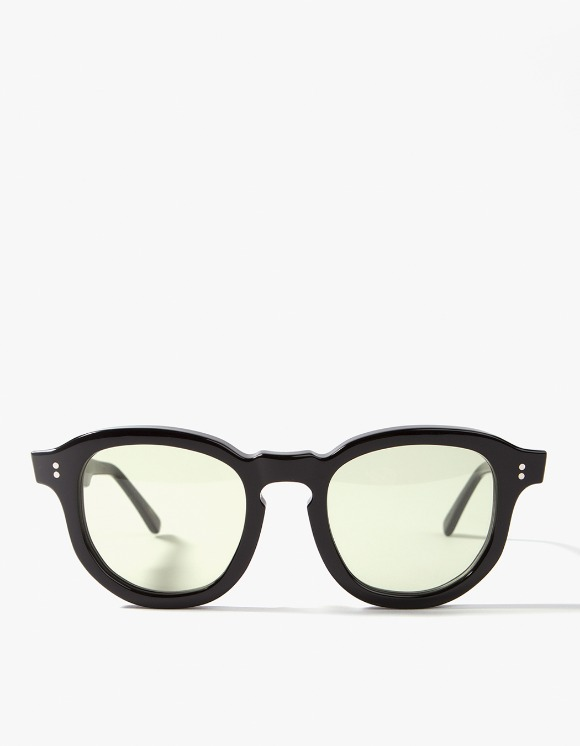 LORES Hawk Sunglasses - Black/LIght Green | HEIGHTS. | 하이츠 온라인 스토어