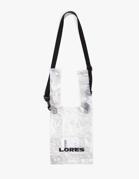 Lores Dyneema Shoulder Small Bag - Logo | HEIGHTS. | 하이츠 온라인 스토어