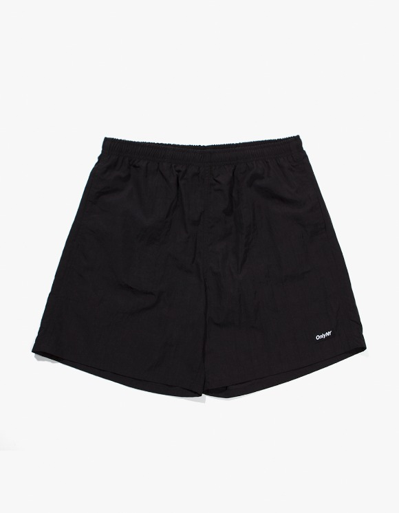 Only NY Highfalls Swim Trunks - Black | HEIGHTS. | 하이츠 온라인 스토어