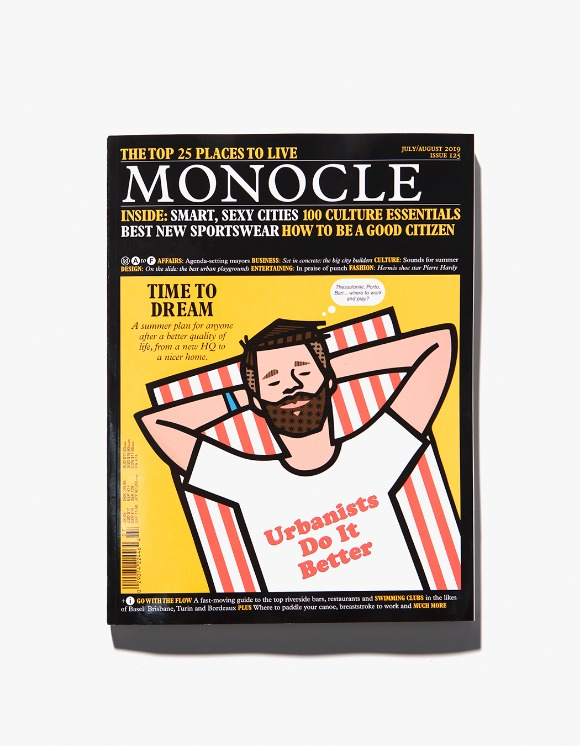 Monocle Monocle Magazine - Issue 125 | HEIGHTS. | 하이츠 온라인 스토어