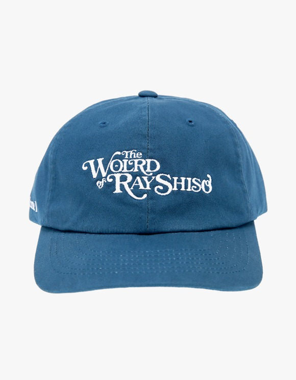 Ray Shiso Phaidon Cap(Vol.1) - Blue | HEIGHTS. | 하이츠 온라인 스토어