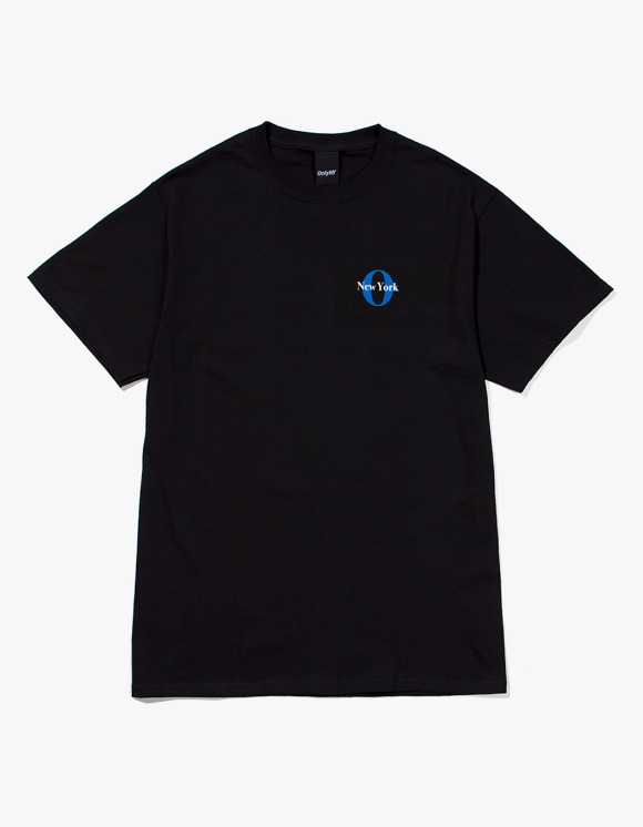 Only NY West Side T-Shirt - Black | HEIGHTS. | 하이츠 온라인 스토어