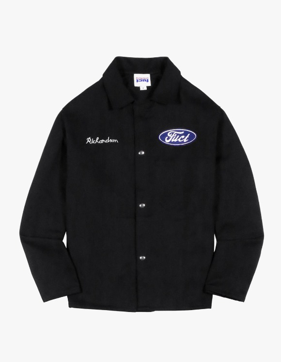 Richardson x Fuct Fuct Welder's Jacket - Black | HEIGHTS. | 하이츠 온라인 스토어