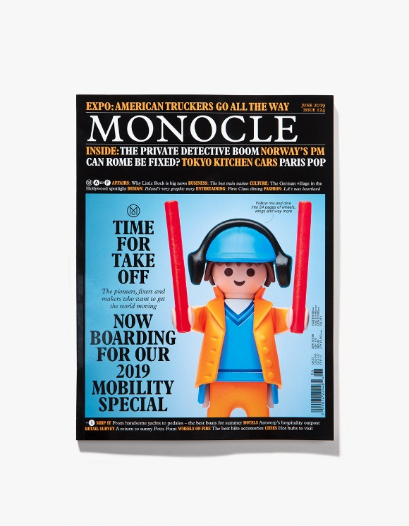 Monocle Monocle Magazine - Issue 124 | HEIGHTS. | 하이츠 온라인 스토어