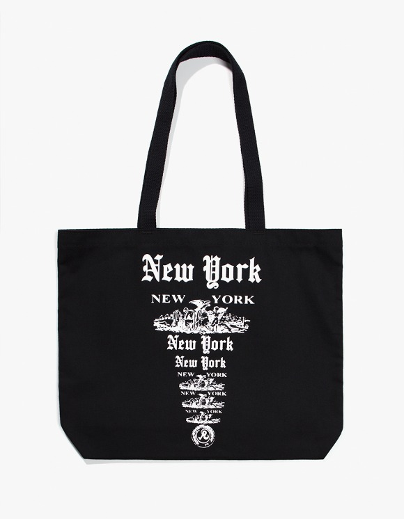 Richardson NY NY Tote Bag - Black | HEIGHTS. | 하이츠 온라인 스토어