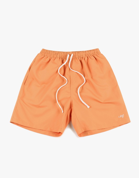 CLIF 19s Beach Pants - Orange | HEIGHTS. | 하이츠 온라인 스토어