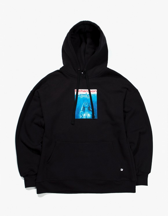 Richardson x Fuct Fuct Jaws Hoodie - Black | HEIGHTS. | 하이츠 온라인 스토어