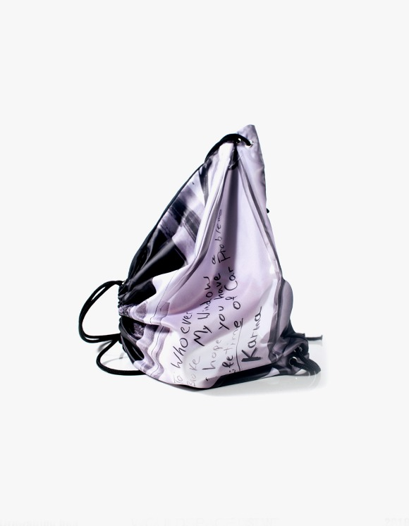 Would Space Drawstring bag 001 | HEIGHTS. | 하이츠 온라인 스토어