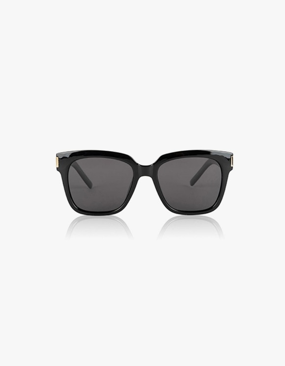 BROWNBREATH Tag Sunglass - Black | HEIGHTS. | 하이츠 온라인 스토어
