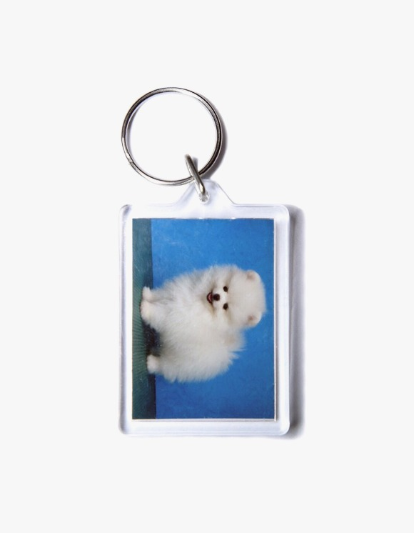Would Space Key Ring 007 - Pomeranian | HEIGHTS. | 하이츠 온라인 스토어