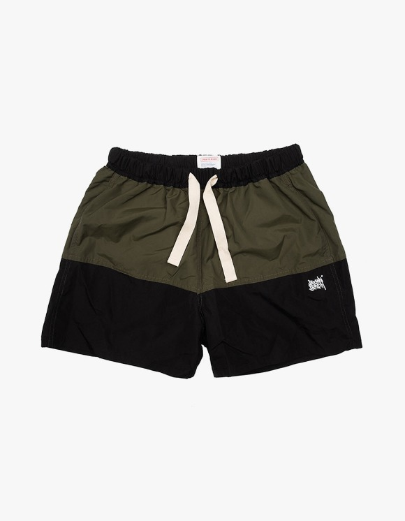 BROWNBREATH Keyring Shorts pants - Black | HEIGHTS. | 하이츠 온라인 스토어