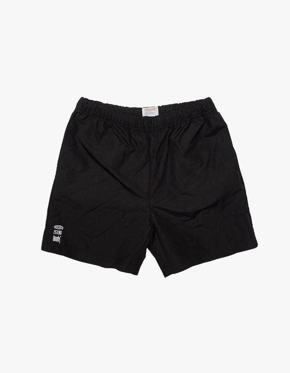 BROWNBREATH Credit Shorts Pants - Black | HEIGHTS. | 하이츠 온라인 스토어