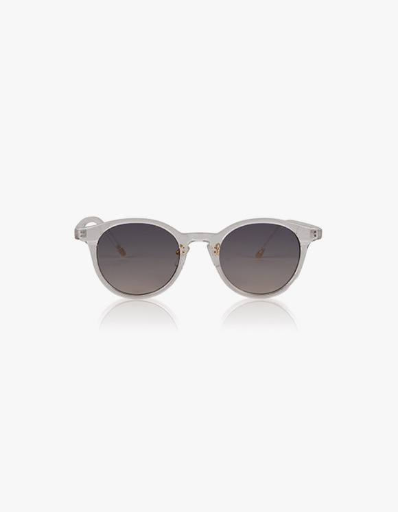 BROWNBREATH Nomad Sunglass - White | HEIGHTS. | 하이츠 온라인 스토어