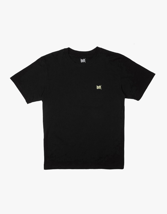 BROWNBREATH Tag Tee - Black | HEIGHTS. | 하이츠 온라인 스토어