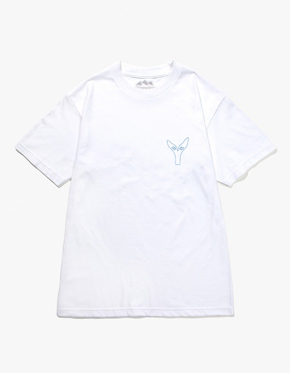 Stingwater V Speshal Water S/S Tee - White | HEIGHTS. | 하이츠 온라인 스토어