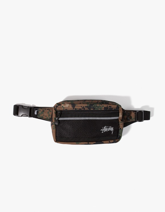 Stussy Diamond Camo Waist Bag | HEIGHTS. | 하이츠 온라인 스토어