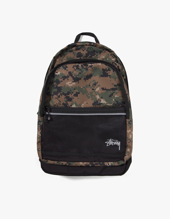 Stussy Digi Camo Backpack | HEIGHTS. | 하이츠 온라인 스토어