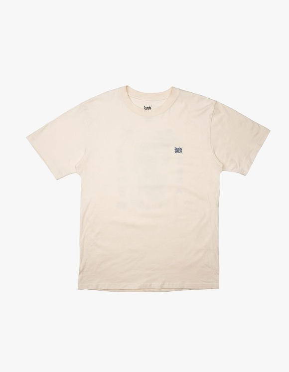 BROWNBREATH Locked Tee - Cream | HEIGHTS. | 하이츠 온라인 스토어