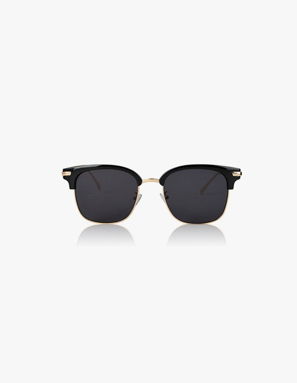 BROWNBREATH Civitas Sunglass - Black | HEIGHTS. | 하이츠 온라인 스토어