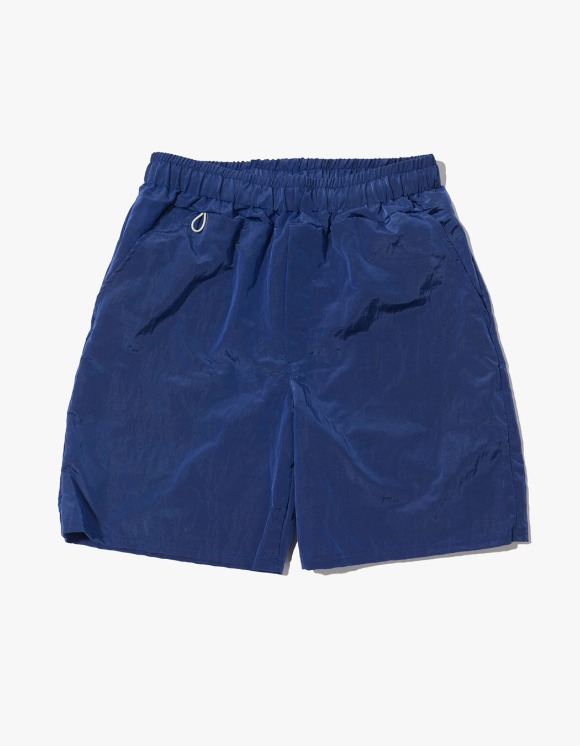 Kruchi lab Keyring Shorts pants - Blue | HEIGHTS. | 하이츠 온라인 스토어
