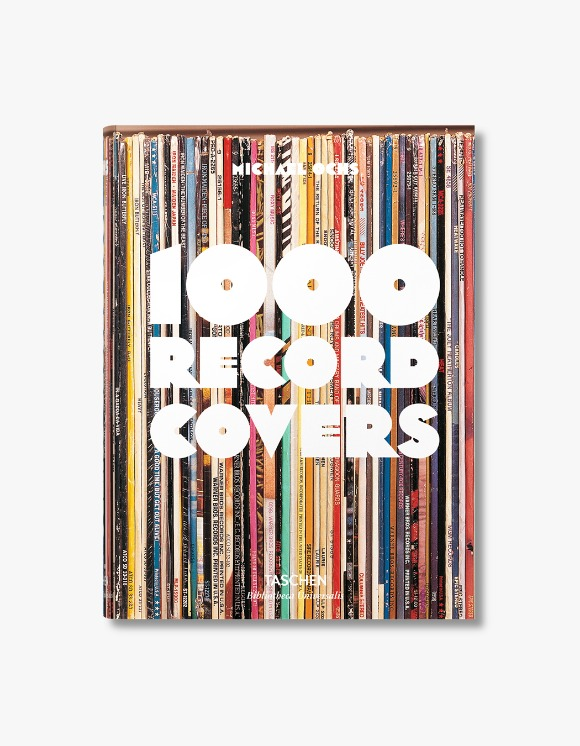 Taschen 1000 Record Covers | HEIGHTS. | 하이츠 온라인 스토어