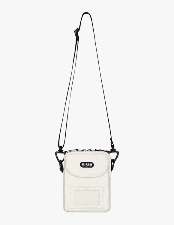 KIRSH KIRSH POCKET MINI CROSS BAG IA  - IVORY | HEIGHTS. | 하이츠 온라인 스토어