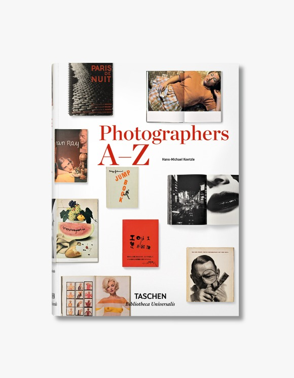 Taschen Photographers A–Z | HEIGHTS. | 하이츠 온라인 스토어