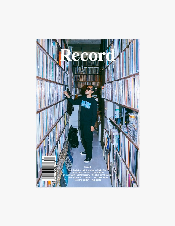 Record Magazine Record Culture Magazine - Issue 06 | HEIGHTS. | 하이츠 온라인 스토어