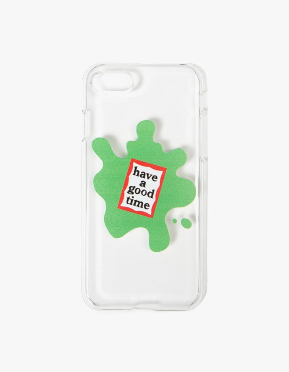 have a good time Amoeba iPhone Case 6/7/8 - Clear | HEIGHTS. | 하이츠 온라인 스토어