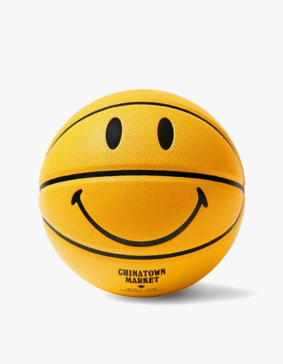 Chinatown Market Chinatown Market Smiley Basket Ball | HEIGHTS. | 하이츠 온라인 스토어