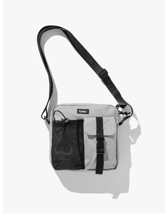 LMC LMC MINI CROSS BAG gray | HEIGHTS. | 하이츠 온라인 스토어