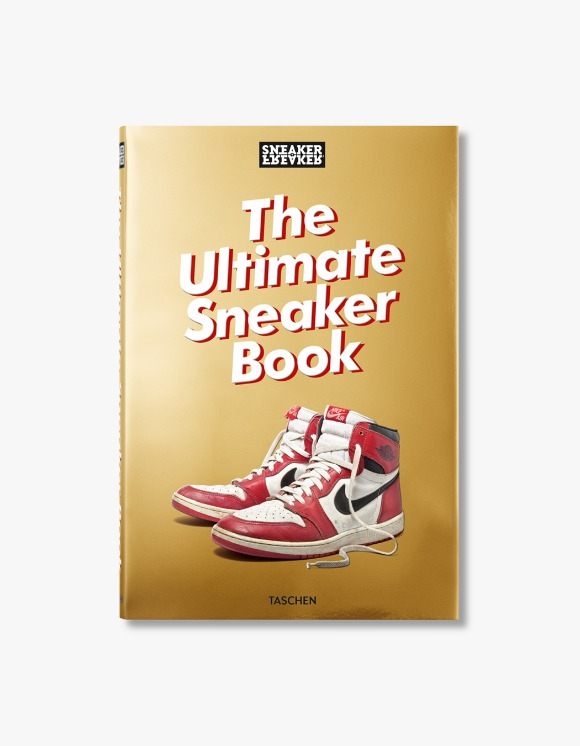 Taschen Sneaker Freaker. The Ultimate Sneaker Book | HEIGHTS. | 하이츠 온라인 스토어