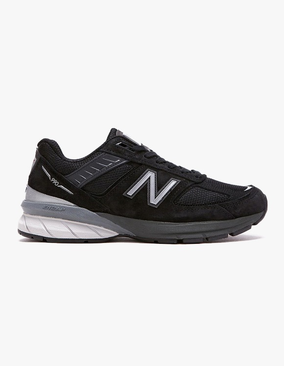 New Balance M990V5 - Black | HEIGHTS. | 하이츠 온라인 스토어