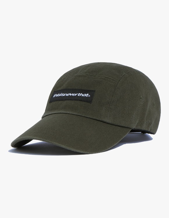 thisisneverthat SP-Logo Camp Cap - Olive | HEIGHTS. | 하이츠 온라인 스토어