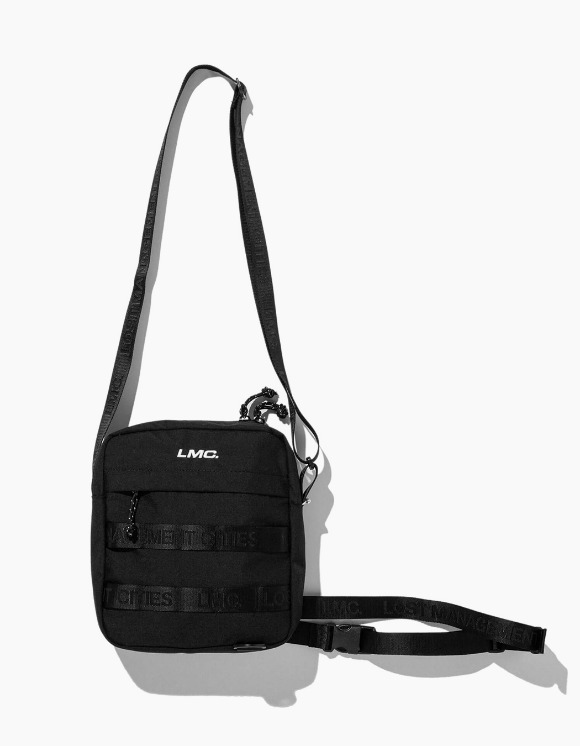 LMC SYSTEM LMC SYSTEM MINI SHOULDER BAG black | HEIGHTS. | 하이츠 온라인 스토어