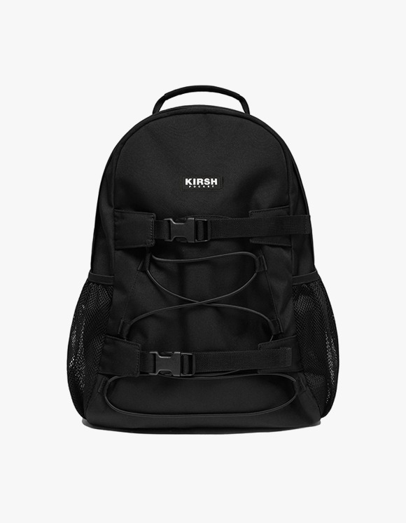 KIRSH KIRSH POCKET SPORTS BACKPACK IA  - BLACK | HEIGHTS. | 하이츠 온라인 스토어
