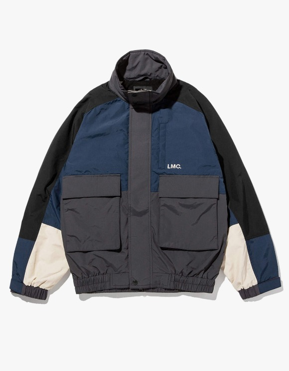 LMC LMC FRONT POCKET WINDBREAKER black | HEIGHTS. | 하이츠 온라인 스토어