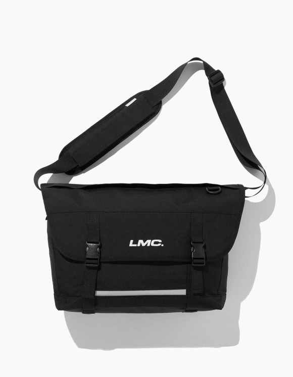 LMC SYSTEM LMC SYSTEM UTILITY MESSENGER BAG black | HEIGHTS. | 하이츠 온라인 스토어