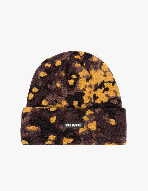 Dime Forest Beanie - Yellow | HEIGHTS. | 하이츠 온라인 스토어
